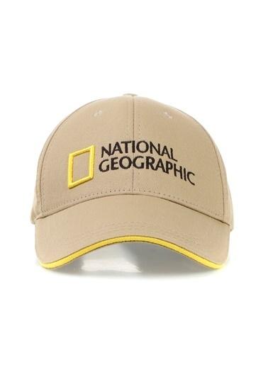 National Geographic Şapka Sarı